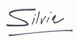 Signature Silvia Pencak