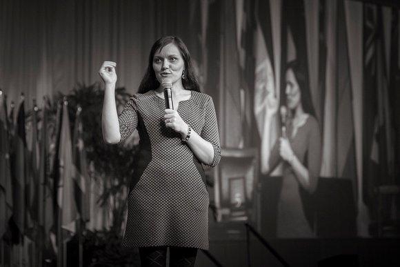 Silvia Pencak Leadership Speaker Canada