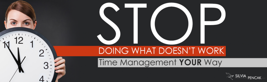 Time Management YOUR Way