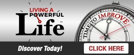 Living a Powerful Life Training Course