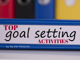 My Top 3 Goal Setting Activities
