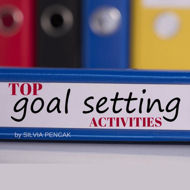 Top Goal Setting Activities