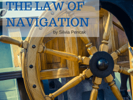 The Law of Navigation: Keep the VISION!