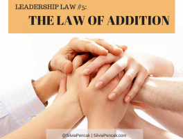 The Law of Addition: SECOND mile principle