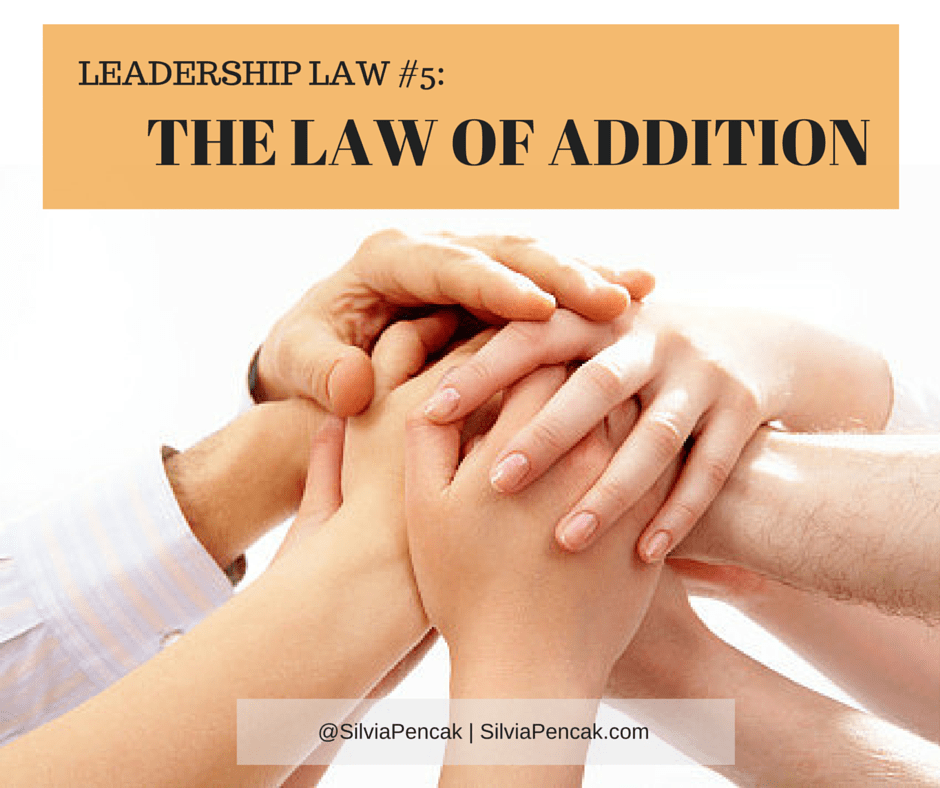 The Law of Addition
