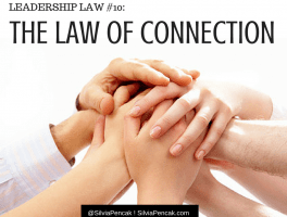 The Law of Connection: You vs. Them
