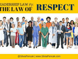 The Law of Respect: Secret of BETTER followers