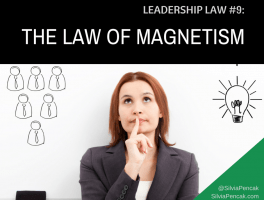 The Law of Magnetism: Secret of leading the BEST