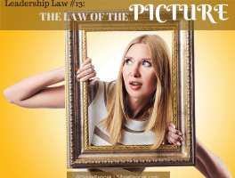The Law of the Picture: The secret of a great TEAM