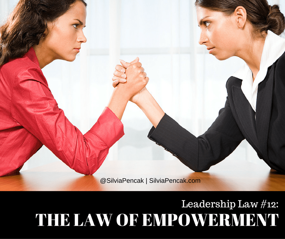 The Law of Empowerment