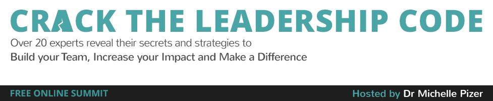 Crack the Code of Leadership Summit