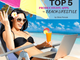 Top 5 Productivity Apps for Beach Lifestyle