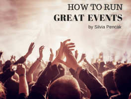 How to run great events