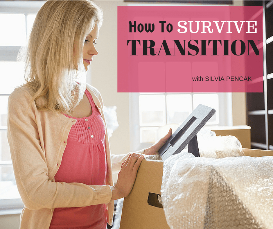 Top Tips For Transition Time