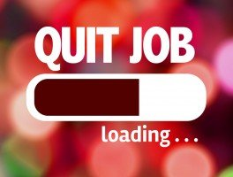 Why people quit jobs