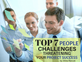 Top 7 People Challenges Threatening Your Project Success
