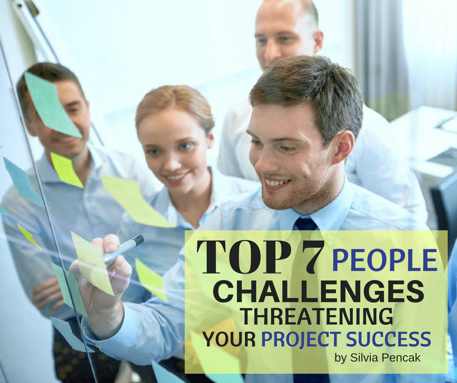 Project Management Challenges: Top 7 People Problems To Avoid
