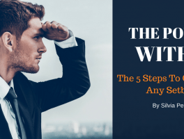 The Power Within: 5 Steps To Overcome Any Setback