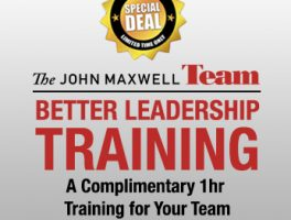 FREE Leadership Training For GTA Companies