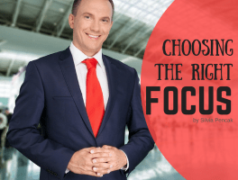How To Choose the Right Focus To Prevent Overwhelm and Burnout