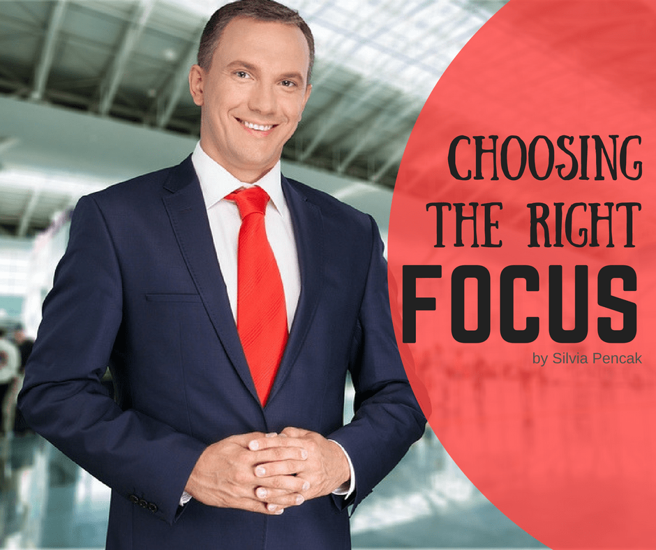 How to choose focus
