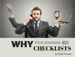 Why Your Business Needs Checklists