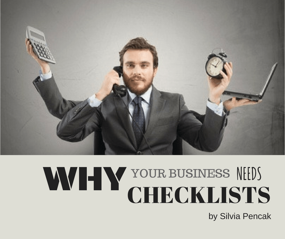 Why Create Business Checklist