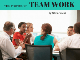 The Powerful Team Work (Video)