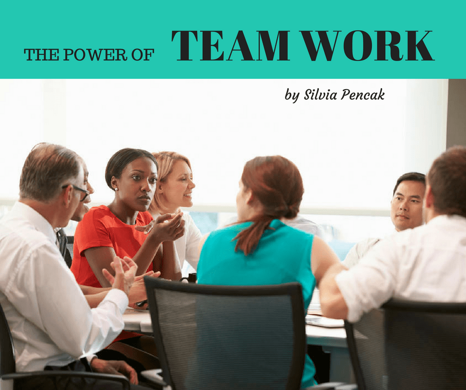 The Power of Team Work
