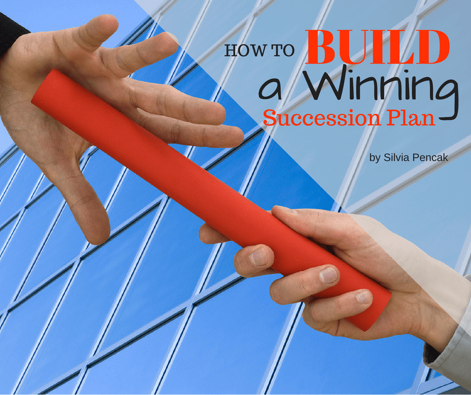 How To Build Succession Plan