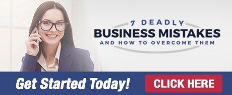 7 Business Mistakes Banner