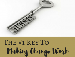 Key to making change work