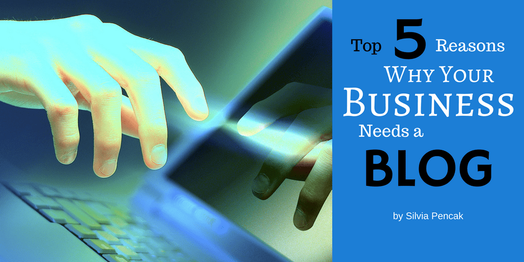 Why business needs blog